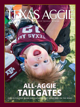 Texas Aggie Magazine - September-October 2018 Issue