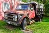 Truck at 1393 East Avenue, Akron, Ohio