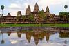 Angkor Wat Temple, Siem Reap, Cambodia, 21May08.