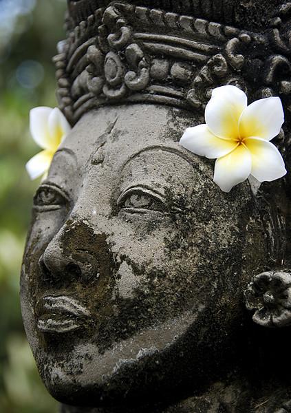 Balinese Goddess.