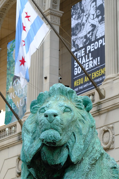 The People Shall Govern.  Or the Lions.