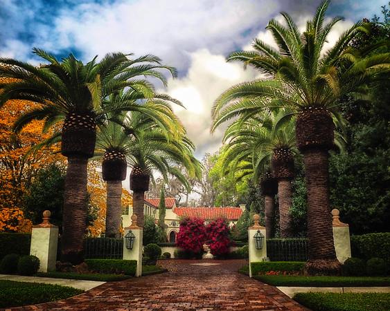 WPP6008  Elegant Entrance