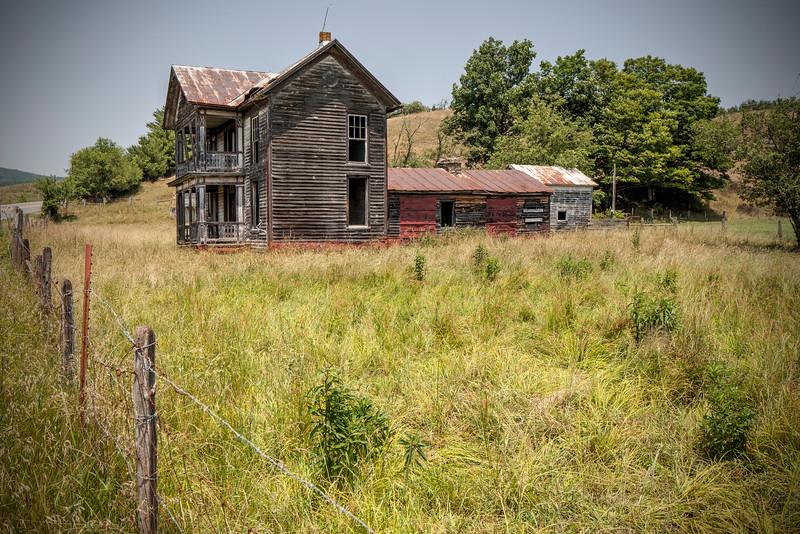Abandoned Home #2