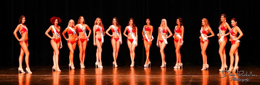 Miss Universe regionals