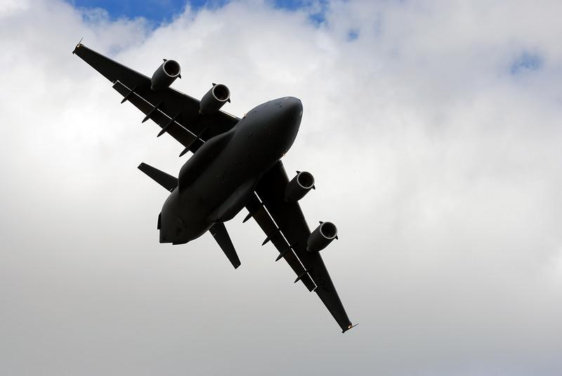 2009 Trenton Air Show - C-17 Globemaster