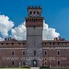 Castle of Chignolo Po or Procaccini castle (rear) - Castello di Chignolo Po o Castello Procaccini (retro)