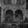 Private courtyard in Re, Vigezzo Valley - Cortile privato a Re in Val Vigezzo