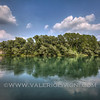 The Adda river at Brivio - (IT)