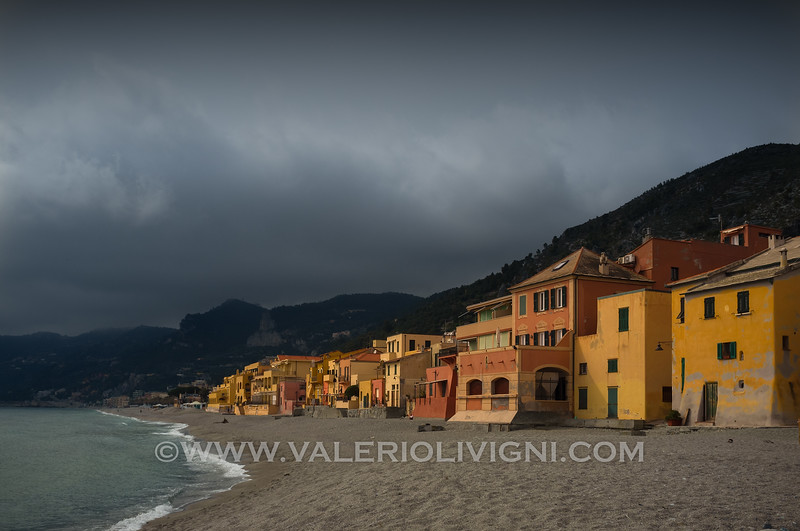 Varigotti village - Liguria, Italy