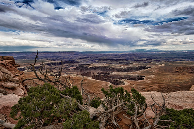 Island in the Sky,  Canyonlands Utah