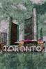 Splattered Toronto