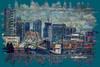 Harbour Illustration