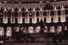 Piazza della Repubblica by Night