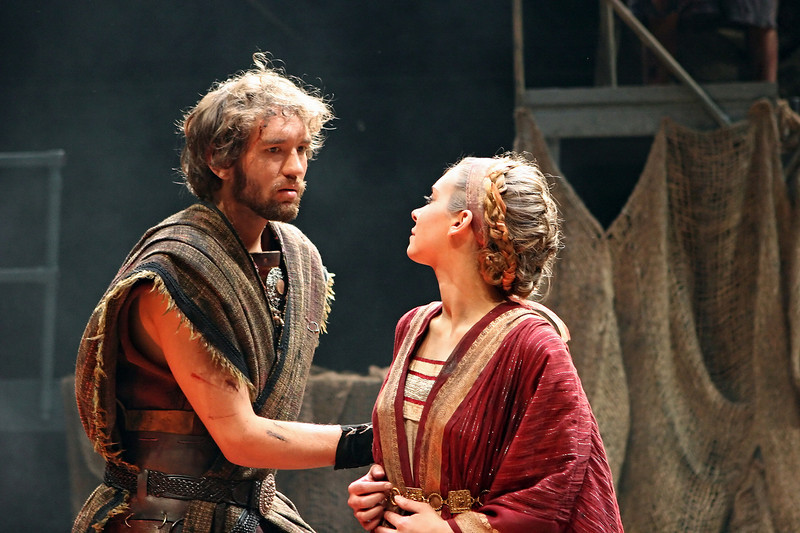 Scene from Odysseus