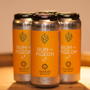Monkish Run Pigeon