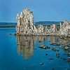 ©ML107 Tufa Reflection in Blue Water
