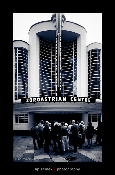 Zoroastrian Centre, Rayners Lane, Harrow (London, UK)