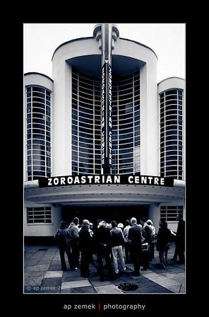 Zoroastrian Centre, Rayners Lane, Harrow (London, UK)