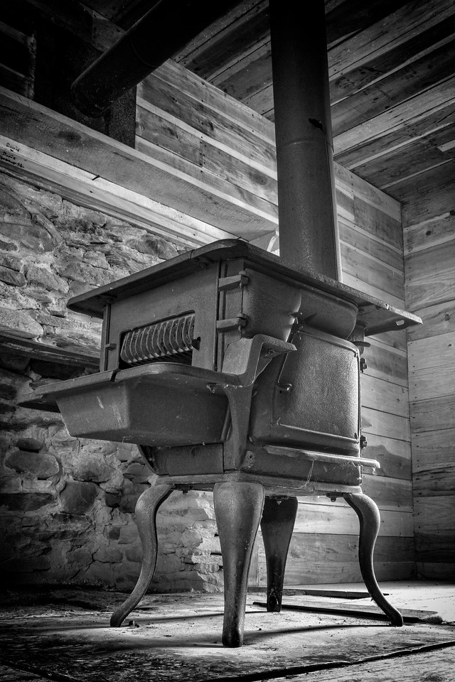 Cable House - Cades Cove - Great Smoky Mountains National Park