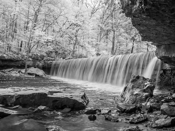 Anderson Falls Nature Preserve - Indiana