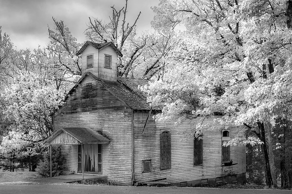 Dixon Springs State Park - Infrared