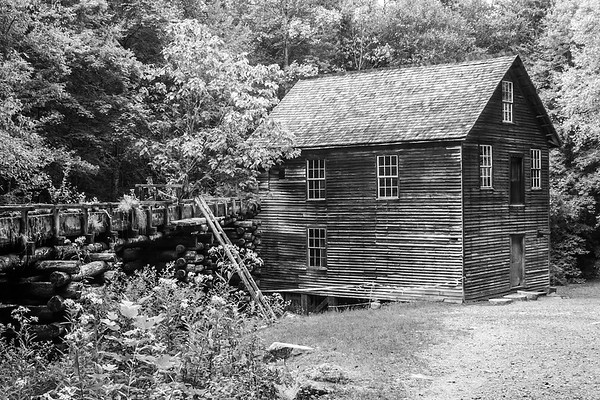 Mingus Mill -  The Great Smoky Mountains National Park