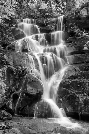 Ramsey Cascades -  The Great Smoky Mountains National Park