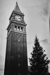 King Street Station Clock Tower