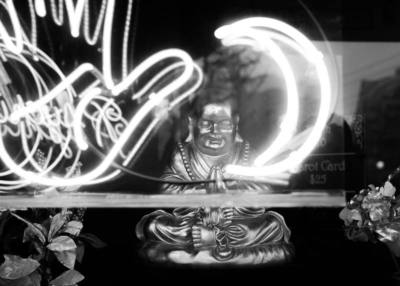 Psychic Buddha