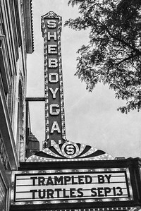 Sheboygan Theater - Trampled by Turtles Sept 13