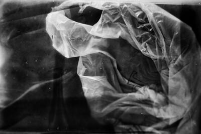 Plastic Bag Ghost