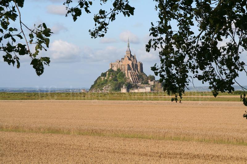 Mont Saint-Michel, f/11, 1/500, 70mm, iso 200