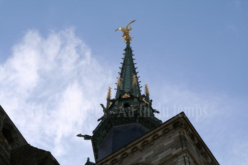 Mont Saint-Michel, f/10, 1/500, iso 250, 70mm