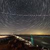 Image stack at Montauk Inlet, New York