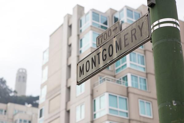 Montgomery Street: Jan 2015
