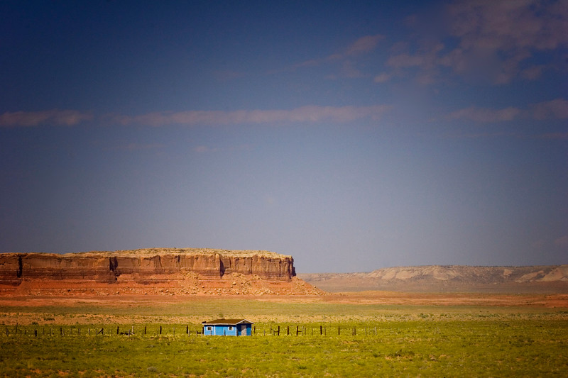 Navajo residence