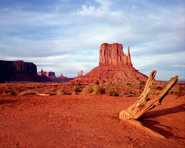 West Mitten, Monument Valley, Navajo Tribal Park
