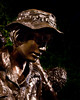 This Glenna Goodacre's sculpture is at the Vietnam Women's Memorial on the Mall in DC.