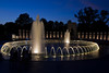 The WWII memorial.