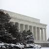 Lincoln Memorial<br /> 'Snow'