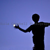 Moondancing at Dusk