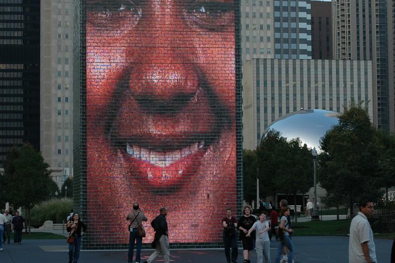 """Smile"", Chicago"