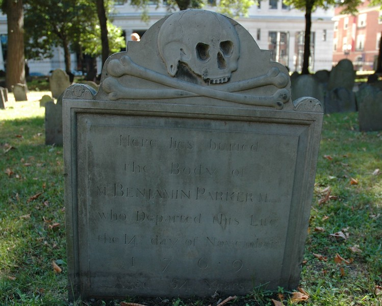Old Graveyard, Boston