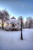 Gazebo on Monroe Green<br /> Monroe, CT<br /> Image#:2818