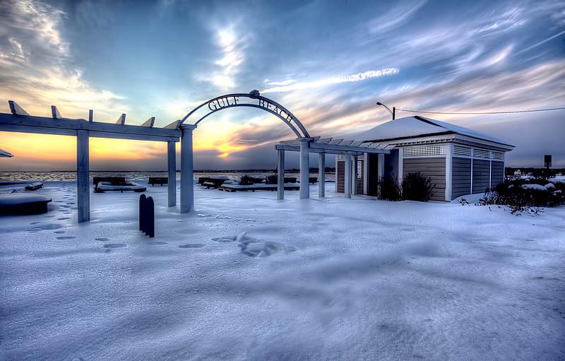Gulf Beach<br /> Milford, CT<br /> Image #: 3002