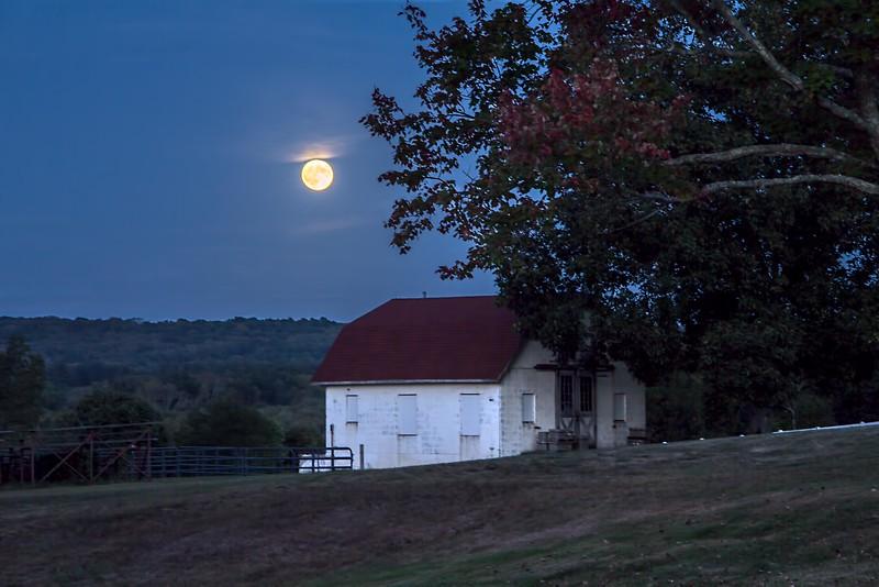 Super Moon September 27,2015<br /> Newtown, CT<br /> Image #:8890