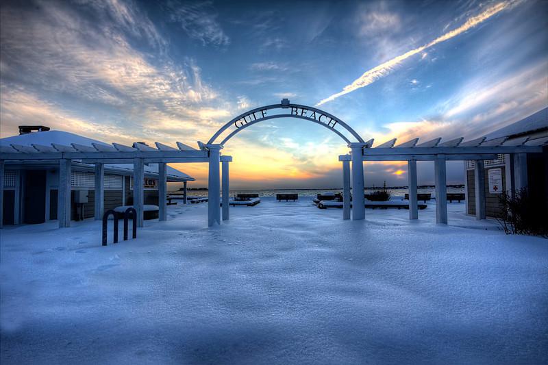 Gulf Beach<br /> Milford, CT<br /> Image #: 3011