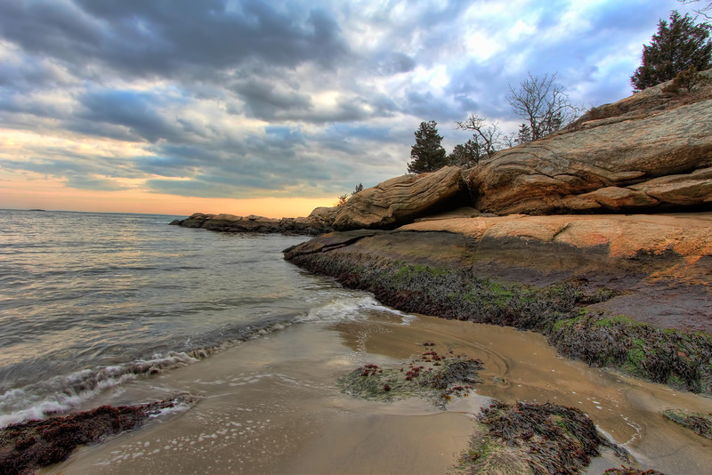 Rocky Neck State Park<br />  Niantic, CT<br /> Image#:4556