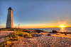 Five Mile Point Light<br /> New Haven, CT<br /> Image#:1774