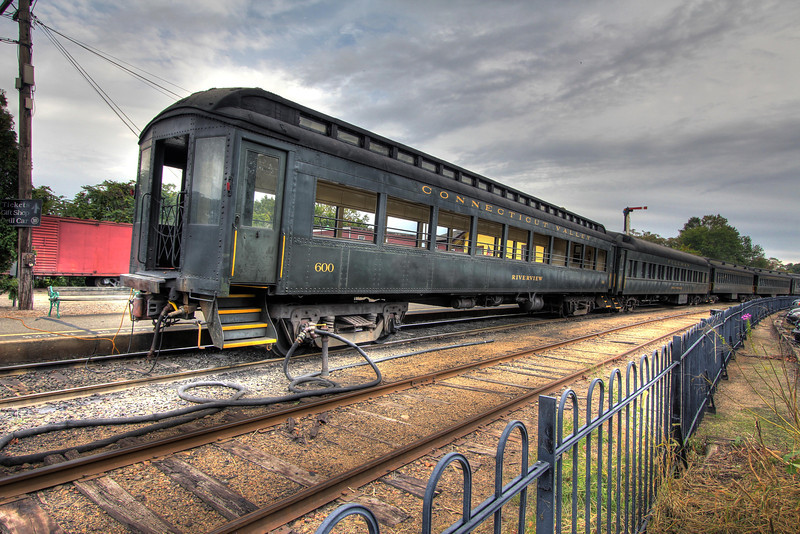 Essex Steam Train<br /> Essex, CT<br /> Image#:3305